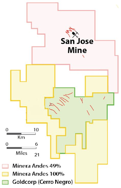 san jose mine map on the hunt for value