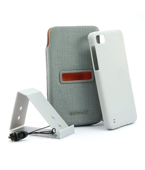 Soft Jacket Capdase Z10 capdase back cover with pouch for blackberry z10 grey buy capdase back cover with