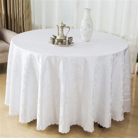 dining room tablecloths tablecloth for 60 inch round table elastic fitted round