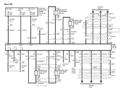 2001 ford mustang stereo wiring diagram 2001 ford mustang stereo wiring diagram floralfrocks