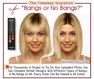 how many types of hair bangs are there put hairstyles on your face online hairstyles
