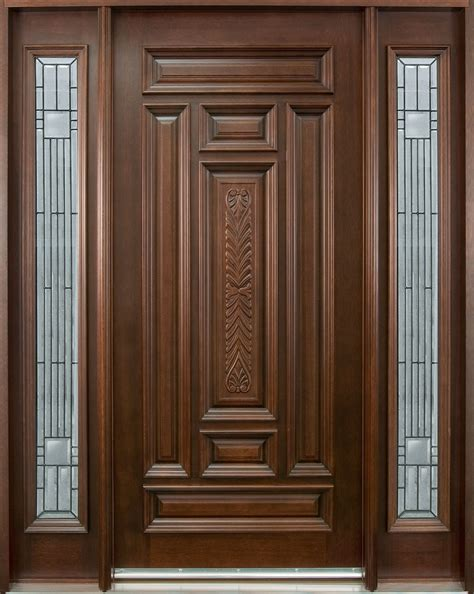 Wickes Exterior Doors Sale Wood Front Doors Rumah Minimalis Depok Interesting Modern Solid Wood Front Doors 36 Custom