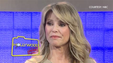 latest celeb gossip today christie brinkley cries on today show hollywood intel