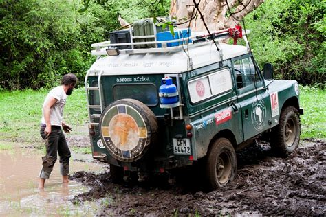 land rover africa overland live overland expedition adventure travel