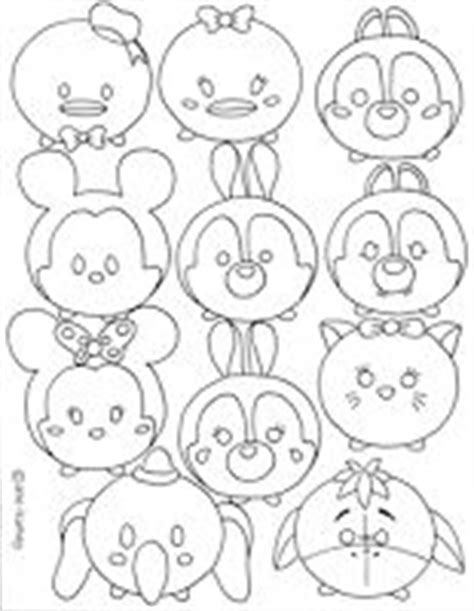GIN FIX WITH INFUSED ICE CUBES | Tsum tsum coloring pages
