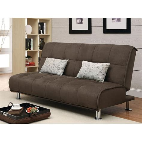 Microfiber Sofa Review by Brown Microfiber Sofa Bed By Coaster Furniture 1 Review S
