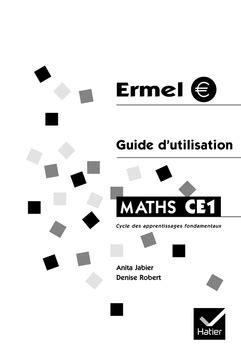 Ermel - Guide d'utilisation CE1 | Editions Hatier