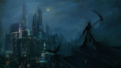 Grim Reaper Backgrounds   WallpaperSafari