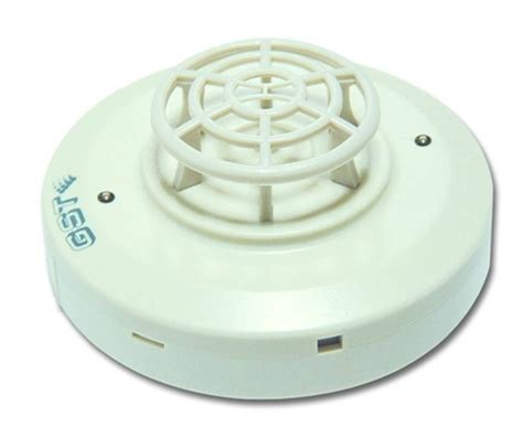 Conventional Heat Detector Fixed 80 C Gst C 9103 เคร องตรวจจ บความร อน ประเภท gst point