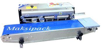 Sealer Cup Matrix Dari Bandung diskon 10 mesin continuous band sealer di jakarta