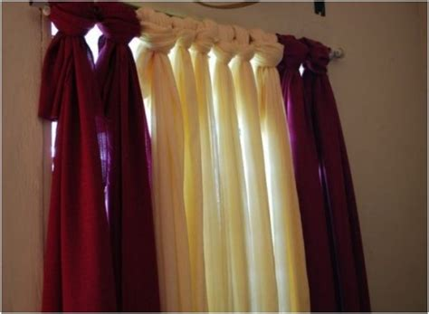 no sew blackout curtains give your windows a spring makeover with these 20 diy curtains