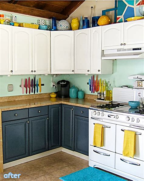 a kitchen do si don t better after don t be faint paint better after