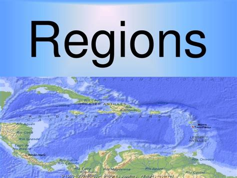 5 themes of geography guyana ppt 5 themes of geography in the caribbean powerpoint