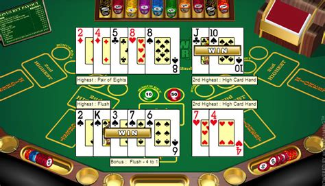 play pai gow poker   casinos  pai gow games