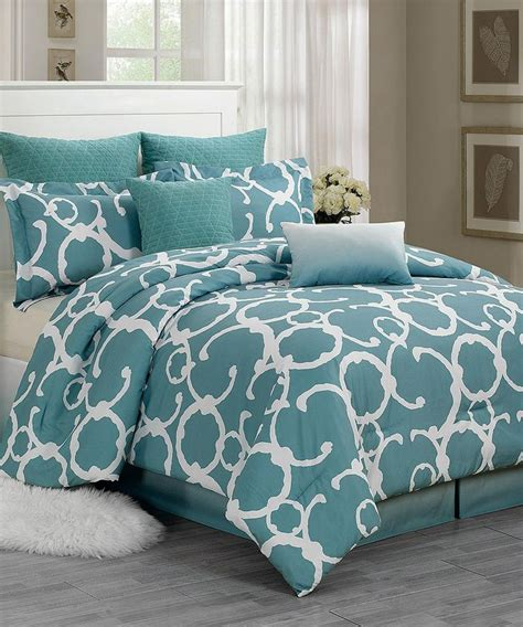 duck river textile comforter set love this dusty blue rhys quilted overfilled comforter set