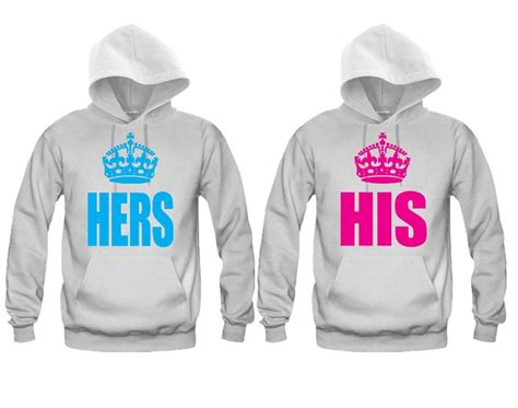 His And Hers Matching Shirts 1000 Ideas About His And Hers Hoodies On