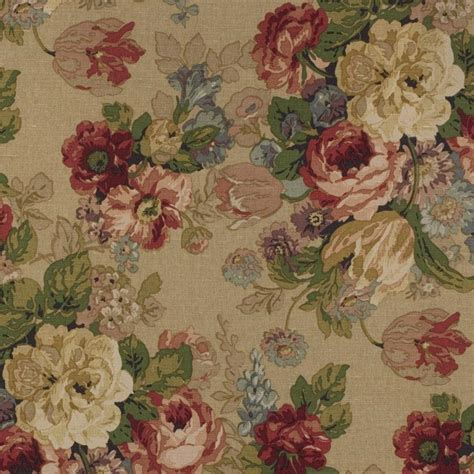 ralph fabrics pergola floral tea