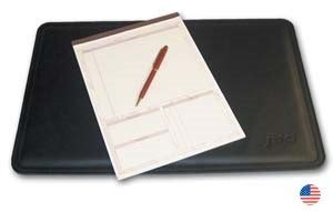Leather Placemats For Conference Table Boardroom Placemat T 57312 American Solutions For Business