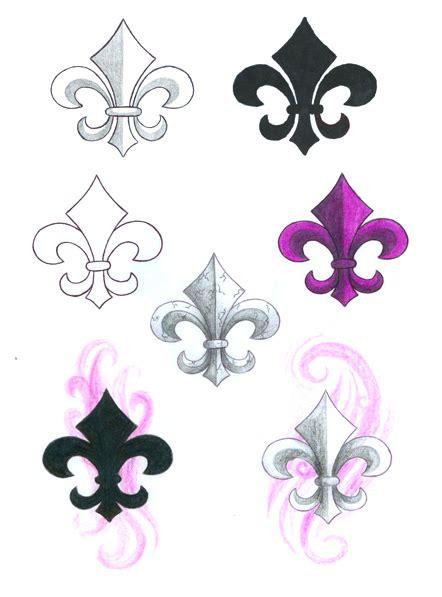 fleur de lis tattoo designs fleur de lis images designs