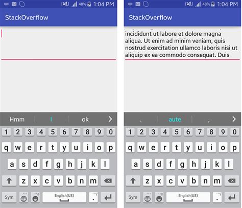 edittext layout height android edittext multiline fix line height stack overflow