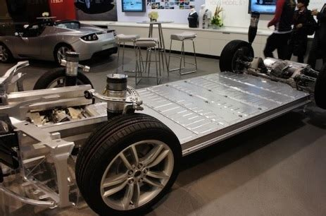Tesla Costs Model S Tesla Battery In The Model S Costs Quot Less Than A Quarter
