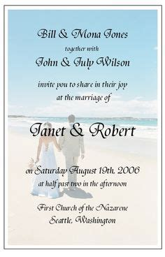wedding invitations!! on pinterest | beach wedding