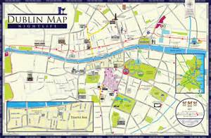 dublin map pretty useful map co beautifully illustrated map guides