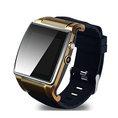 iview smart bluetooth phone watch hi watch 174 wrist mobile phone gsm bluetooth smart watch for