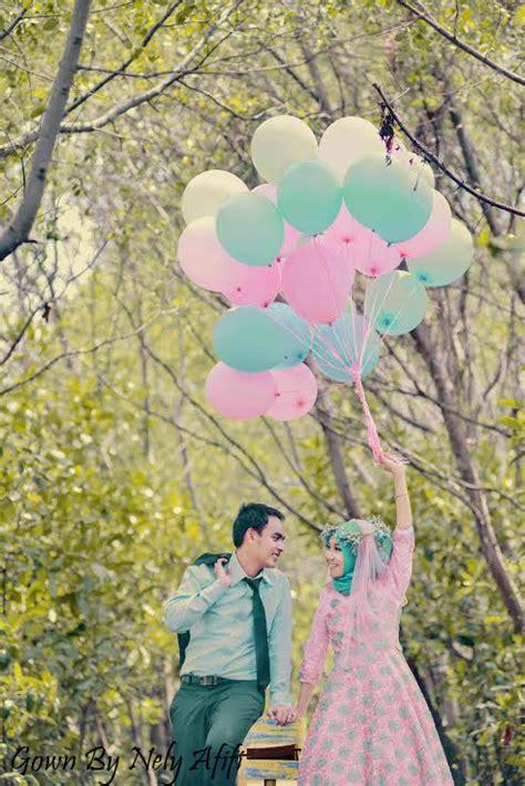 wedding terbaik foto pre wedding islami romantis indoor outdoor terbaik