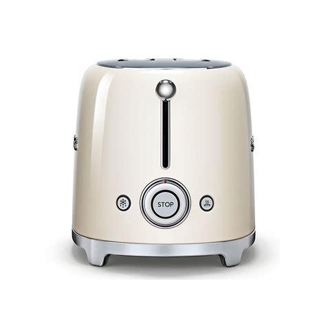Smeg Toaster Oven Smeg 50 S Retro Style Aesthetic 2 Slice Toaster