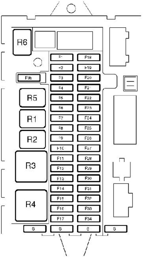 land rover discovery 2 fuse box diagram 1998 2005 187 fuse