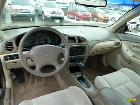 neutral interior 1999 oldsmobile intrigue gx photo