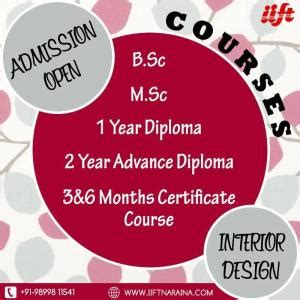 interior designing 1 year course interior designing