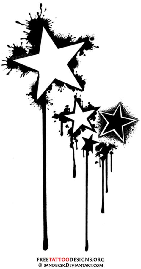 stars tattoo cliparts co