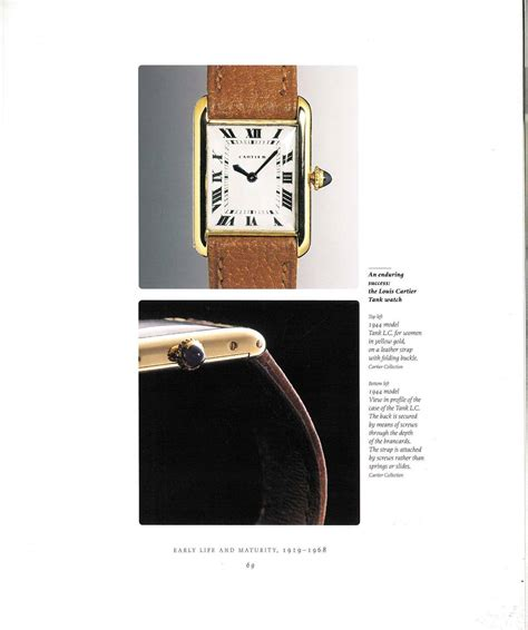 the cartier tank books book of cartier the tank at 1stdibs