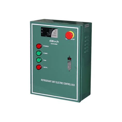outdoor electrical panel electrical control box panel ecb 3021 cooling and defrost