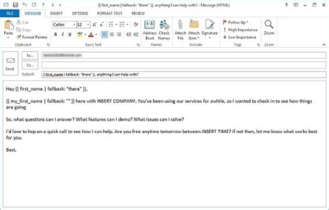 use microsoft outlook reply with template add in to create your own