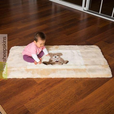 Lambskin Baby Rug by Large Sheepskin Baby Play Rug Sheepskins Baby Kiwi