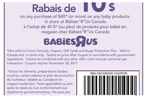 babies r us coupon 20 2018