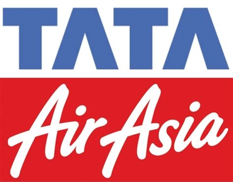 airasia logo tata to launch an airlines in india with malaysia s airasia