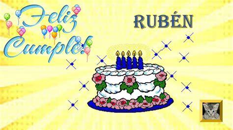 imagenes de cumpleaños omar feliz cumplea 241 os para un amigo feliz cumplea 241 os ruben