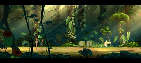 design game art jungle design by cyrilcorallo deviantart com on