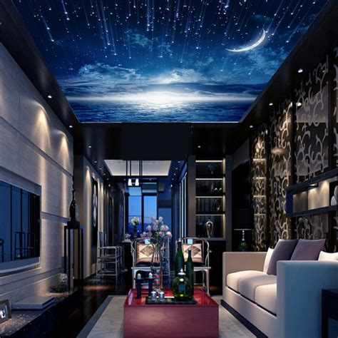 Galaxy Room Decor Photo Wallpaper Picture More Detailed Picture About