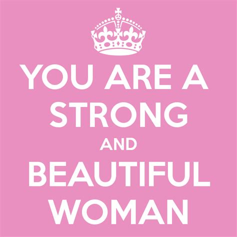you are a strong and beautiful woman golfian com