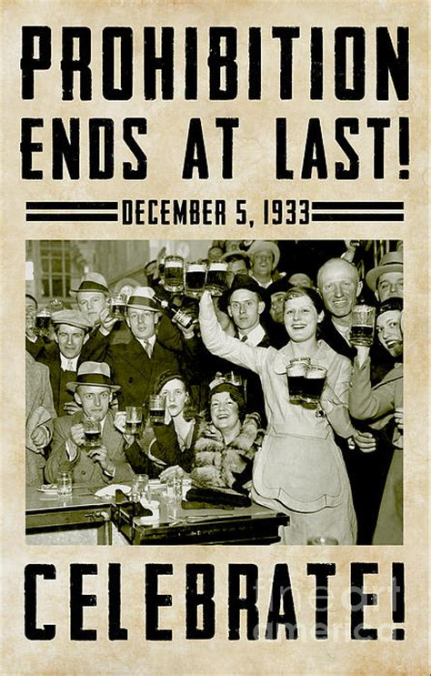 prohibition ends prohibition ends celebrate by jon neidert