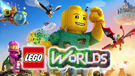 lego worlds ps4 xbox one nintendo switch codes tips guide unofficial books lego worlds is coming to the switch