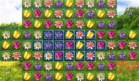 giochi dei fiori i fiori flower puzzle il gioco