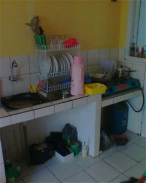 design dapur sederhana sekali blognya wong sipil karo arsitekdesain interior dapur kecil