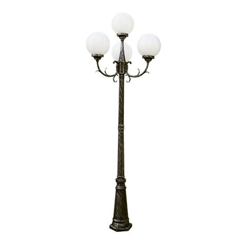 Outdoor Globe Post Light Fixtures Hide Product Banners