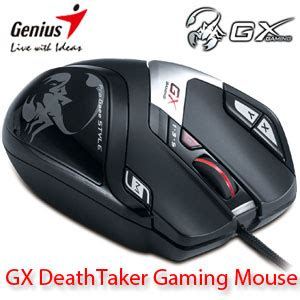 Mouse Macro Genius buy genius gx deathtaker gaming mouse at evetech co za